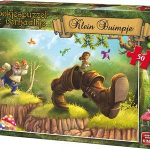 Klein Duimpje 50pcs Puzzle