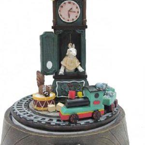 Efteling Luville Miniaturen geitje in de klok