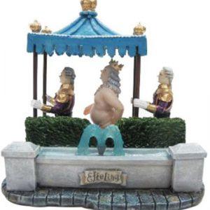 Efteling Luville miniaturen kleding van de keizer