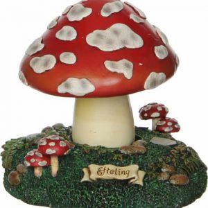 Efteling miniaturen 2017 De muziek paddenstoel