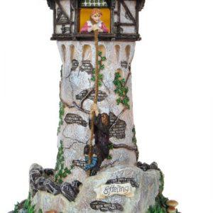 Efteling Luville - Miniaturen Toren Raponsje
