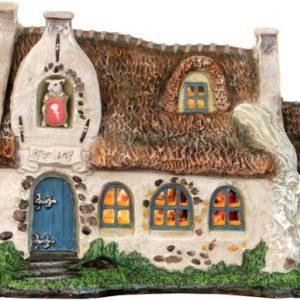 Efteling Kerstdecoratie Efteling - Huis De Zeven Geitjes
