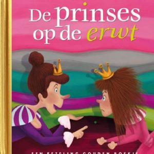 De prinses op de erwt- Een Efteling gouden boekje 4