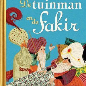 De tuinman en de fakir- Een Efteling gouden boekje 11