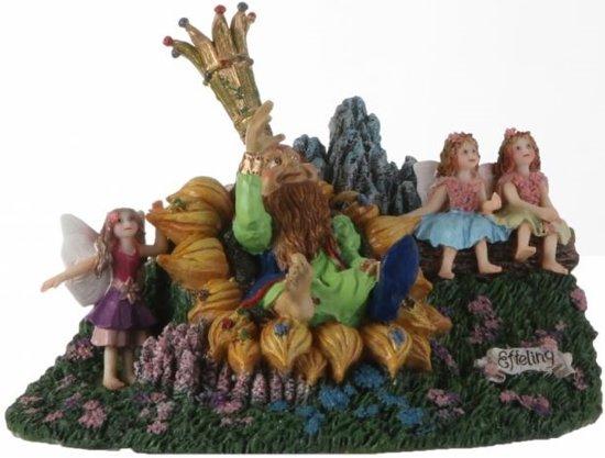 Efteling - Oberon met elfjes