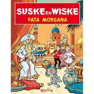 Suske en Wiske  Fata morgana (efteling uitgave)