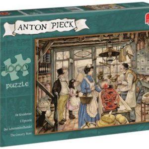 Jumbo Anton Pieck Puzzel Toy Shop