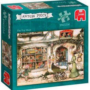 Jumbo Anton Pieck Puzzel - De Speelgoedwinkel - 950 Stukjes