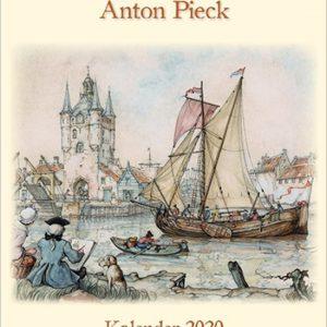 Kalender 2020 Anton Pieck groot 'Zierikzee'
