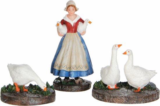 Efteling Miniaturen DE GANZENHOEDSTER