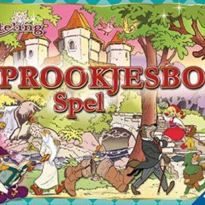 De Efteling Sprookjesspel sprookjesboom spel