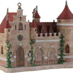 Efteling kasteel van sneeuwwitje maat in cm: 27 x 12 x 21,5