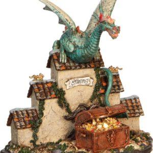 Efteling Luville - Miniaturen - de Draak