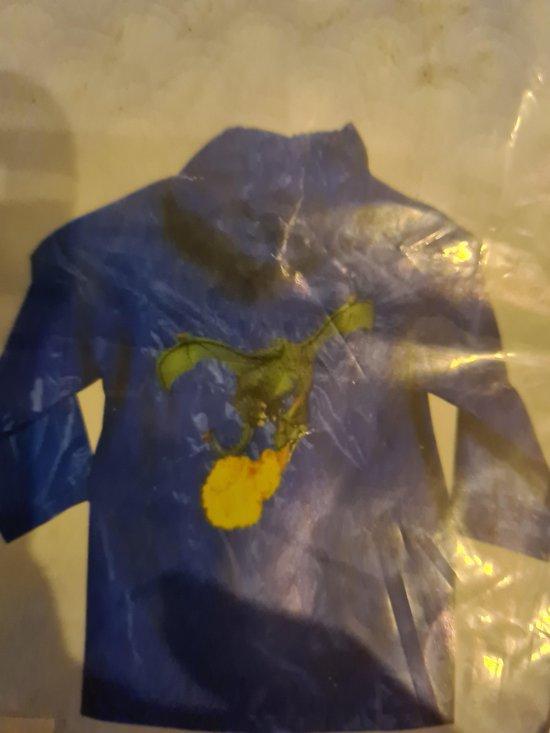 Regenjas Draak 98-104 sprookjesboom - Efteling
