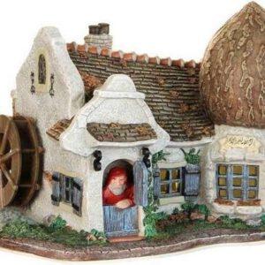 Efteling - Huis van Tobbelientje adapter included - Woonaccessoires en seizoensgebondendecoratie
