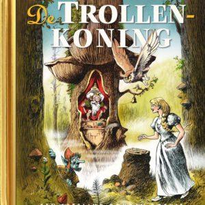 De trollenkoning - Efteling Gouden Boekje