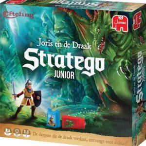 Stratego Junior Efteling Joris en de Draak - Bordspel
