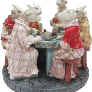 Efteling - Zeven geitjes tafel - Woonaccessoires en seizoensgebondendecoratie