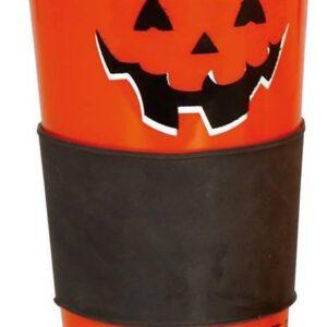 Halloween Koffiebeker Plastic 17cm